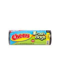 Cheers Garbage Bag Black (Small) 10s