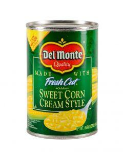 Del Monte Sweet Cream Style Corn 425g