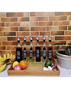 Condiments Bottle 500ml