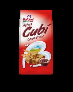 Balconi Cubi Wafer Cacao Cocoa 250g