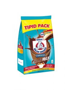 Bear Brand Fortified Powdered Choco Milk Drink 900g