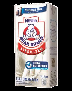 Bear Brand Sterilized 1L