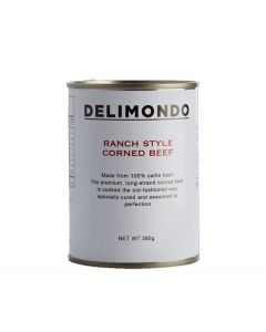 Delimondo Corned Beef Ranch Style 380g