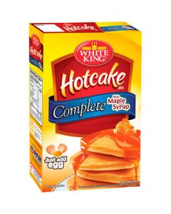 White King Hotcake Mix Complete with Maple Syrup 400g