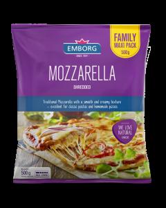 Emborg Mozzarella Shredded 500g