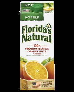 Florida Natural Orange Juice 520oz