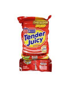 Purefoods Tender Juicy Cheesedog Jumbo 1kg