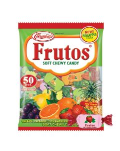 Frutos Soft Chewy Candy 50pcs