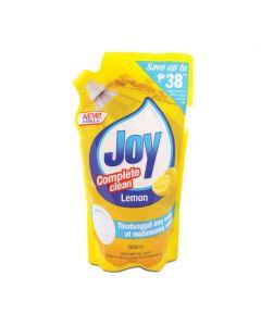 Joy Dishwasing Liquid Lemon Refill 600ml