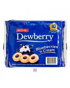 Dewberry Blueberries 'n Cream 10x33g