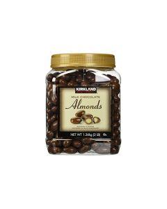 Kirkland Milk Chocolate Almonds 1.36kg (3 LB)