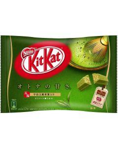 Kitkat Green Tea Chocolate 135.6g