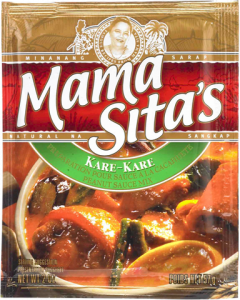 Mama Sita Kare Kare Mix 57g