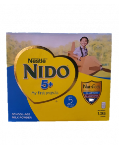 Nido 5+ Advance Protectus School Age for Children 5 Years Old and Up Plain 1.2kg