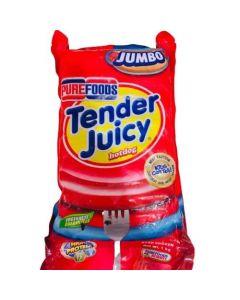 Purefoods Tender Juicy Hotdog Jumbo 1kg