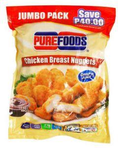 Purefoods Chicken Breast Nuggets 1kg